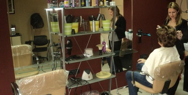 Šišanje, pranje, fen frizura i maska od arganovog ulja - slika 2