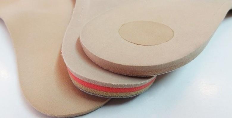 Ortopedski ulošci po mjeri za tanku obuću uz garanciju 6mj - slika 2