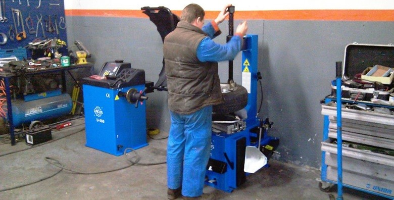 Zamjena guma - montaža, demontaža i balansiranje - slika 2