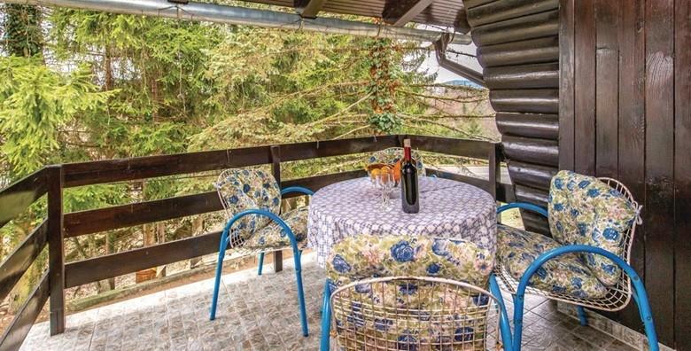 Gorski Kotar - 3 dana u autohtonoj drvenoj kući*** - slika 13