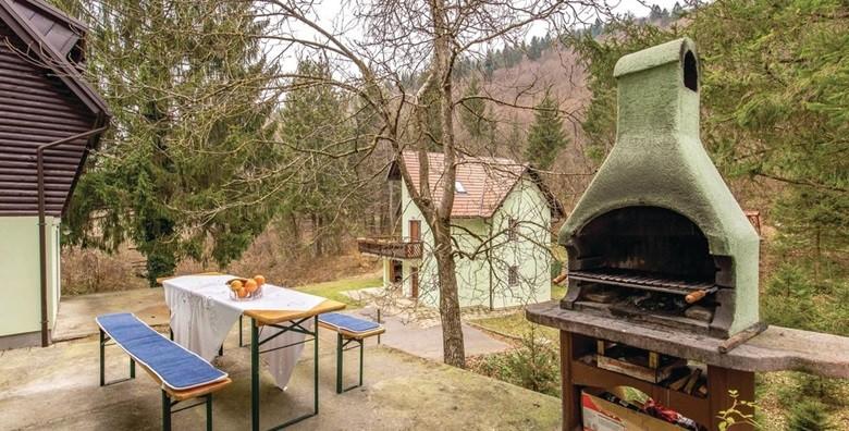 Gorski Kotar - 3 dana u autohtonoj drvenoj kući*** - slika 15