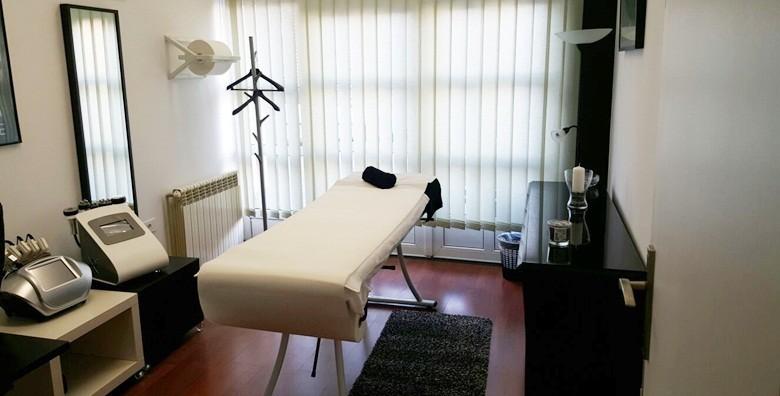 Dijamantna mikrodermoabrazija, masaža lica - slika 11