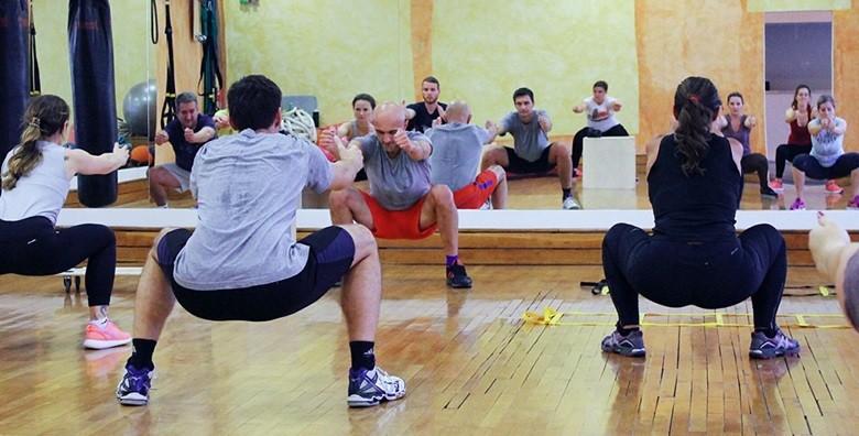 Grupni trening po izboru u trajanju mjesec dana - slika 6
