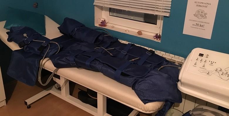 6 anticelulitnih masaža, 6 body wrappinga i 6 UZV - slika 2
