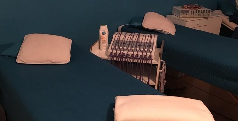 6 anticelulitnih masaža, 6 body wrappinga i 6 UZV - slika 3