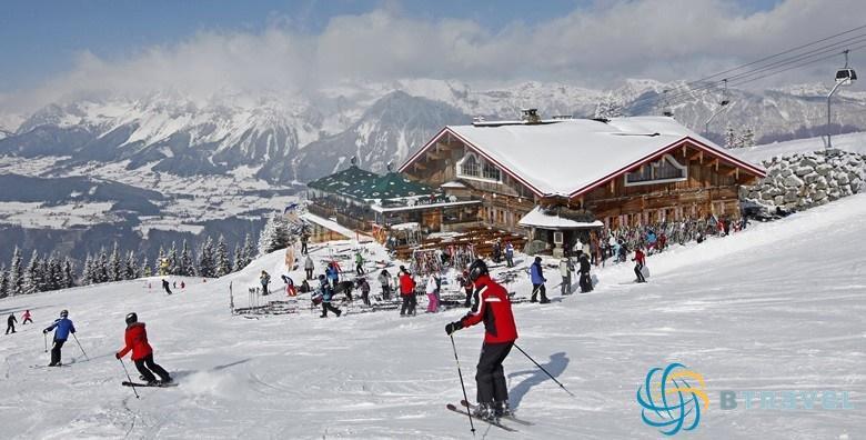 Skijanje u Schladmingu**** - 8 dana s polupansionom za dvoje