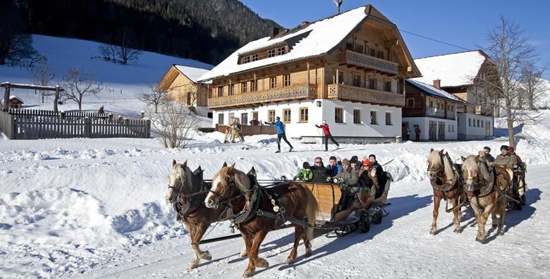 Skijanje u Schladmingu**** - 8 dana s polupansionom za dvoje - slika 9