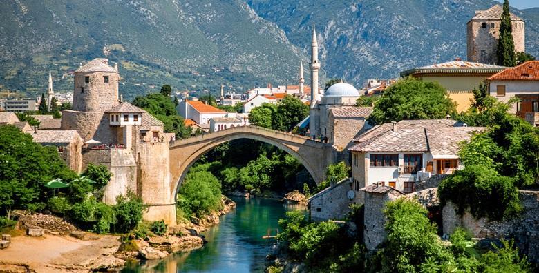 Mostar i Sarajevo - 3 dana s prijevozom, doručak