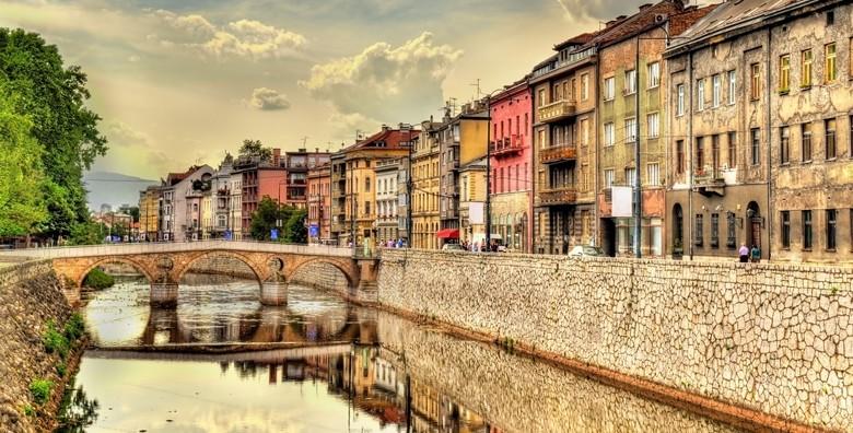 Mostar i Sarajevo - 3 dana s prijevozom, doručak - slika 3