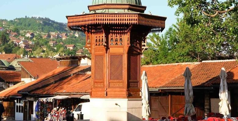 Mostar i Sarajevo - 3 dana s prijevozom, doručak - slika 6