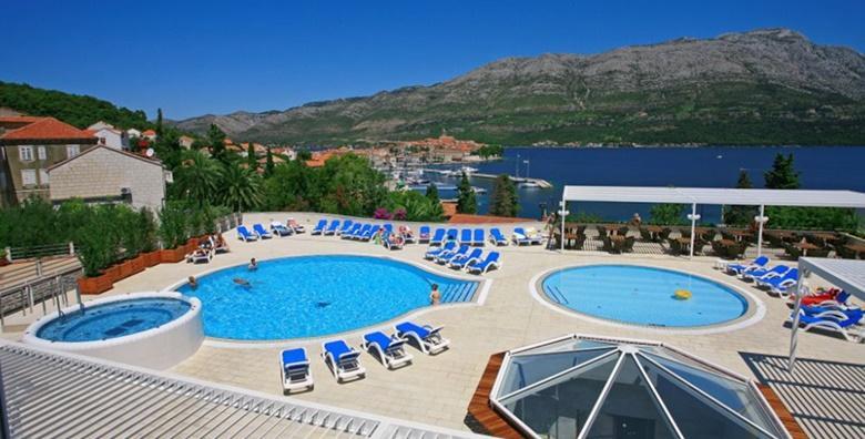 [KORČULA] 4 dana s polupansionom za dvoje u Hotelu Marko Polo**** -  odmor u terminu po izboru do 30.9. od 1.440 kn!