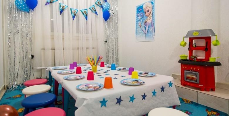 Najam prostora za dječje rođendane u trajanju 2h - slika 11