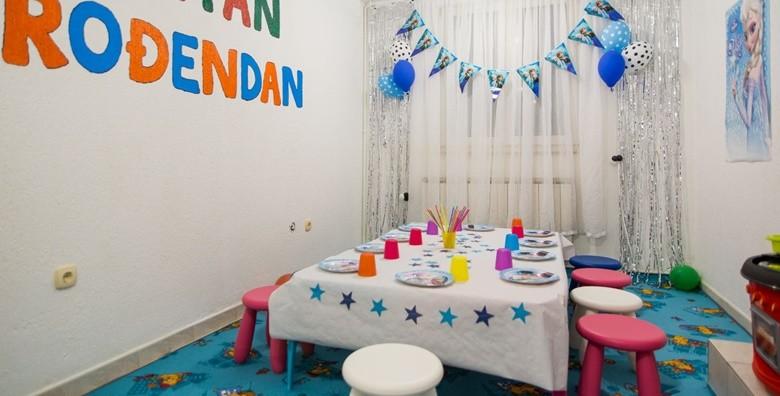 Najam prostora za dječje rođendane u trajanju 2h - slika 10