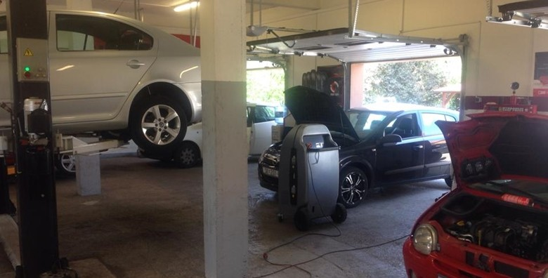 Auto klima - punjenje i kompletan servis - slika 6