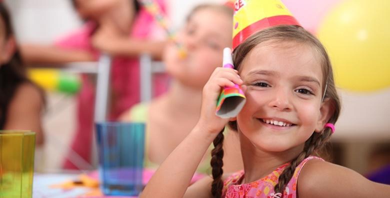 Dječji rođendan - 2h lude zabave za 15 djece