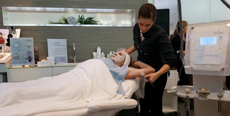 Klasično čišćenje lica Jean d'Arcel kozmetikom - slika 3