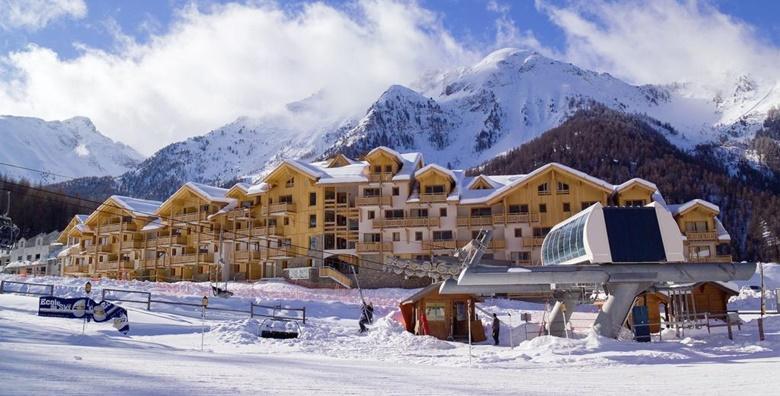 Skijanje - Francuska, 8 dana, uključen SKI PASS