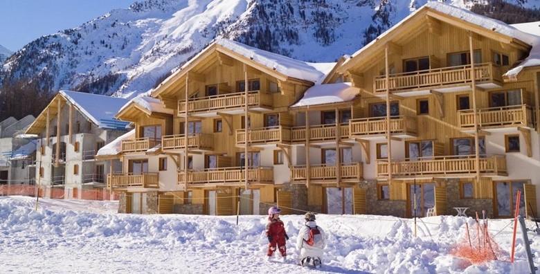 Skijanje - Francuska, 8 dana, uključen SKI PASS - slika 2