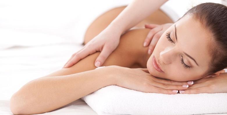 Medicinska masaža leđa u trajanju 30 minuta za 59 kn!