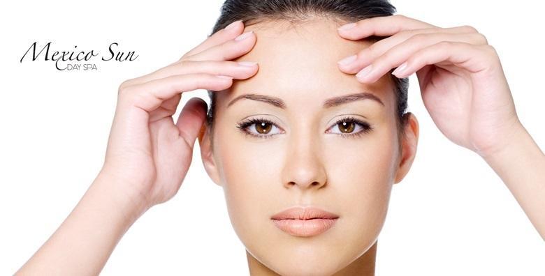 Dijamantna mikrodermoabrazija, mehaničko čišćenje kože i tretman lica A.H.A kiselinama u salonu Day Spa Mexico Sun za 199 kn!