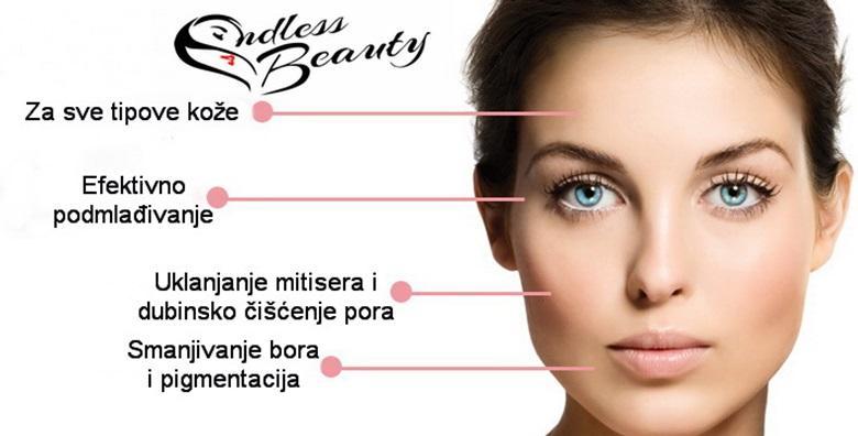 Tretman lica kisikom - dubinski čisti, pomlađuje kožu oštećenu suncem, uklanja mitesere i smanjuje bore, ODMAH vidljivi rezultati za 99 kn!