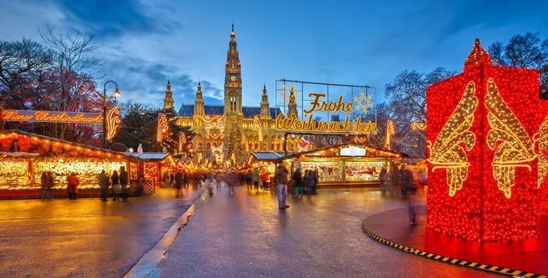 [ADVENT U BEČU] Uhvatite prvu priliku ove godine za posjet najpoznatijem božićnom sajmu uz razgled Ringstrasse i dvorca Schonbrunn za 249 kn!