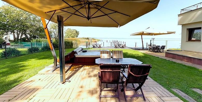 [MAĐARSKA] 3 ili 4 dana s doručkom za dvoje u apartmanu u gradiću Siofok na obali jezera Balaton uz korištenje jacuzzija i sauna već od 705 kn!