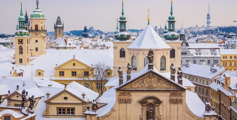 Advent u Pragu - 3 dana, prijevoz, doručak u hotelu*** - slika 3