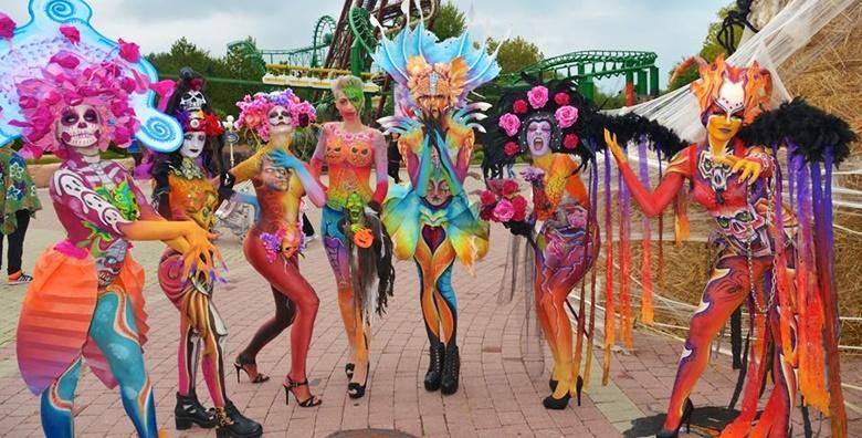 Halloween u Gardalandu! Cjelodnevni izlet s prijevozom u najzabavniji europski park uz poseban doživljaj za vrijeme Noći vještica za 225 kn!