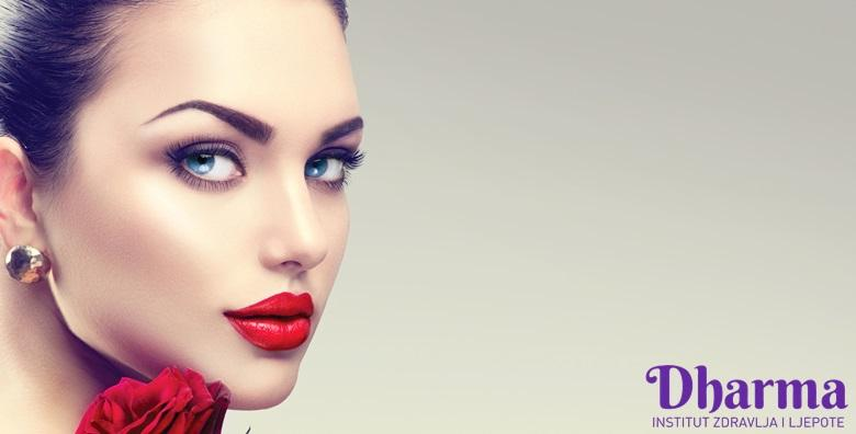 Tretman lica kisikom i C vitaminom uz masku i kremu prema tipu kože - anti age učinak pomoću poznate kozmetike Juliette Armand  za 199 kn!