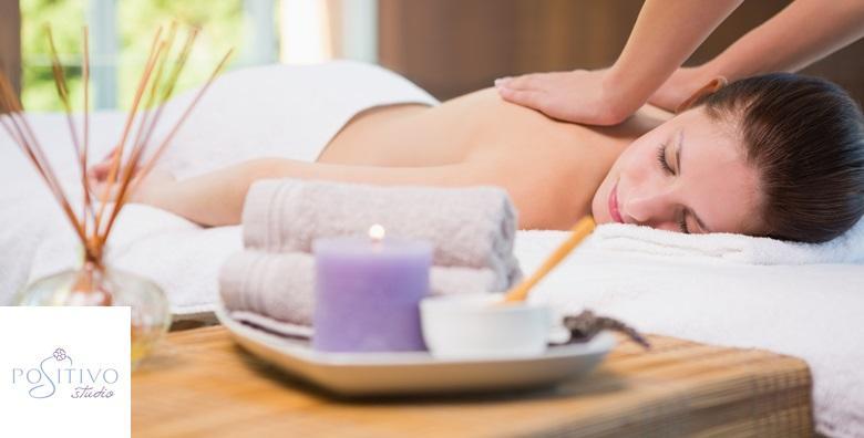 2 klasične masaže leđa - opustite se, smanjite stres, poboljšajte cirkulaciju za 89 kn!