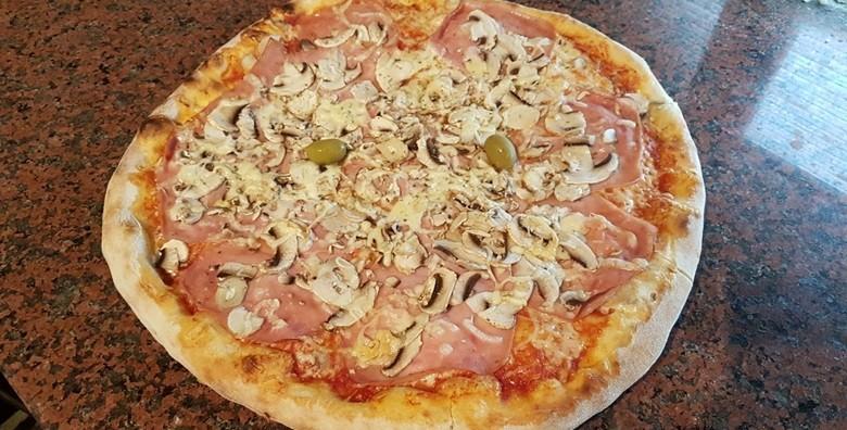 Pizzeria Dalmatino - dvije velike pizze po izboru - slika 2