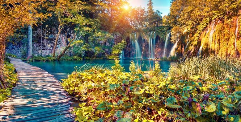 [PLITVICE] 2 dana s doručkom za dvoje u hotelu*** nedaleko od očaravajuće prirode najljepšeg hrvatskog nacionalnog parka za 439 kn!
