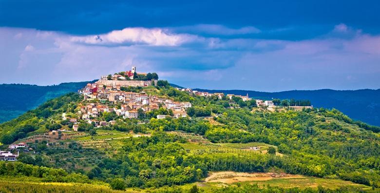[MOTOVUN]  3 dana s doručkom za dvije osobe u sobama Ville Borgo - upoznajte biser Istre i degustirajte proizvode od tarftufa za 699 kn!