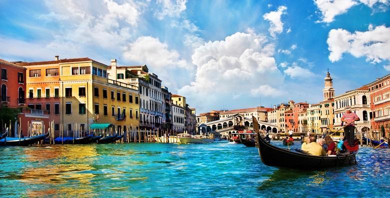 [VENECIJA] Doživite jesen u gradu sjaja, raskoši i romantike - cjelodnevni izlet s prijevozom 28.10. za 195 kn!