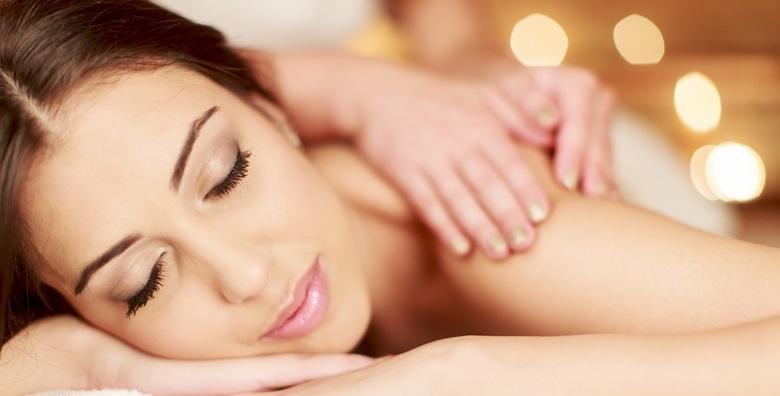3 relax masaže cijelog tijela u trajanju 45 minuta za 165 kn!
