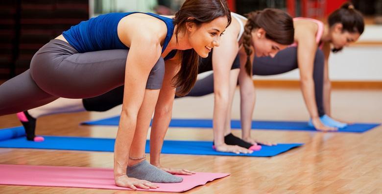 [DINAMIČKA YOGA] Mjesec dana treninga 2 puta tjedno - vježbanje prilagođeno potrebama i načinu života modernog čovjeka za 99 kn!