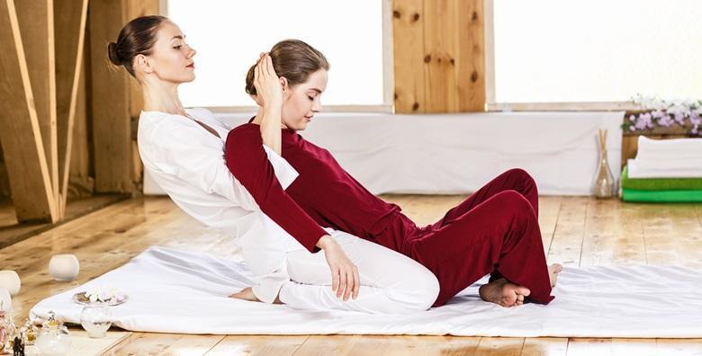 [SHIATSU TRETMAN] Energetska masaža u trajanju 60 minuta koja pomaže protiv umora, glavobolje, u regulaciji tlaka i za bolju koncentraciju za 159 kn!