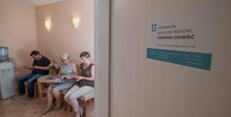 Paket stomatoloških usluga u Ordinaciji Grubišić - slika 7