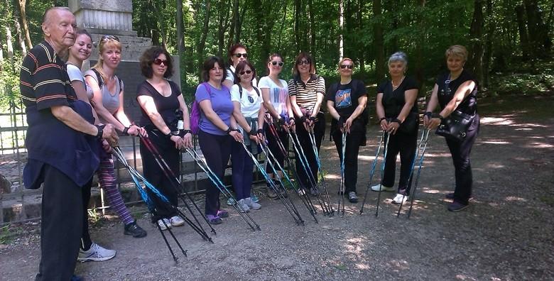 Škola nordijskog hodanja - vikend tečaj, Maksimir - slika 2