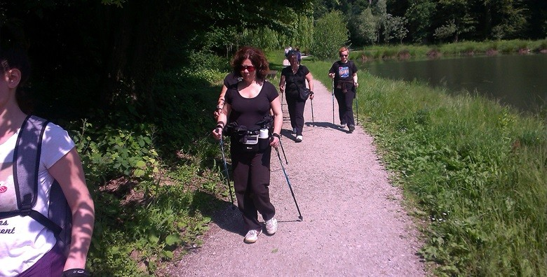 Škola nordijskog hodanja - vikend tečaj, Maksimir - slika 3