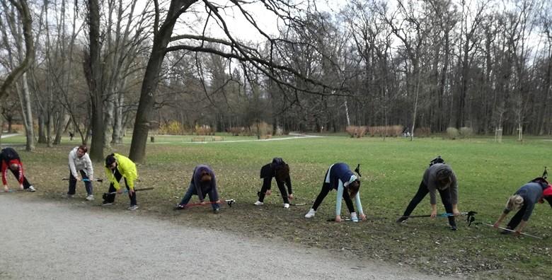 Škola nordijskog hodanja - vikend tečaj, Maksimir - slika 5