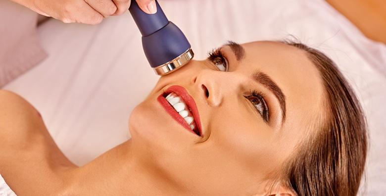 Mikrodermoabrazija, mezoterapija i masaža lica