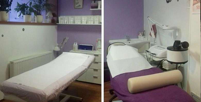 Mikrodermoabrazija, mezoterapija i masaža lica - slika 2