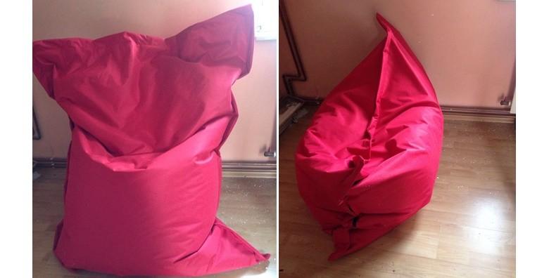 Vreća ili jastuk za sjedenje Lazy bag - slika 2