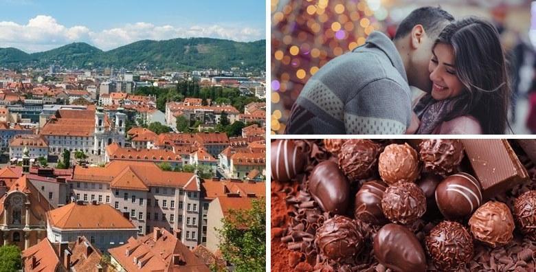 Graz i tvornica čokolade Zotter - izlet s prijevozom