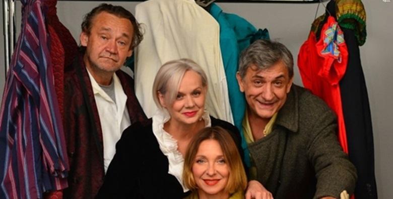 Predstava Čehontijada u Lisinskom - zanimljiv kazališni prikaz 4 djela u jednoj izvedbi sjajnih glumaca 29.10. za samo 40 kn!