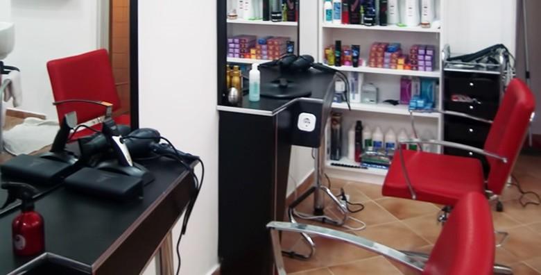 Pramenovi/bojanje ili 2 fen frizure - slika 2