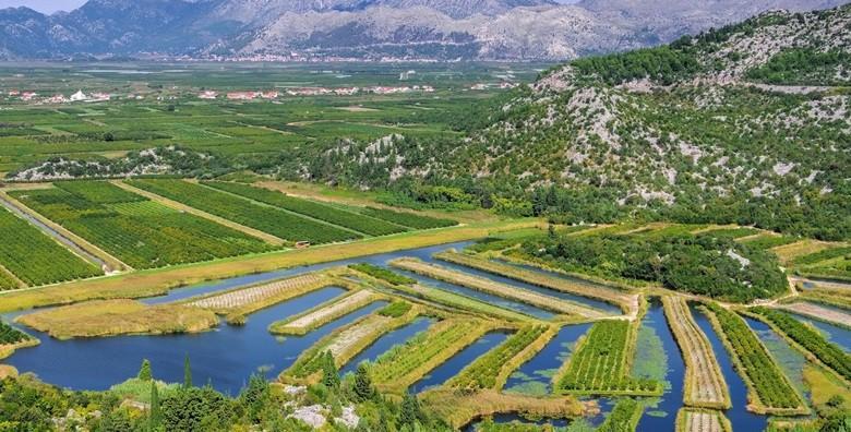 Dolina Neretve i Dalmatinska zagora - 2 dana s doručkom