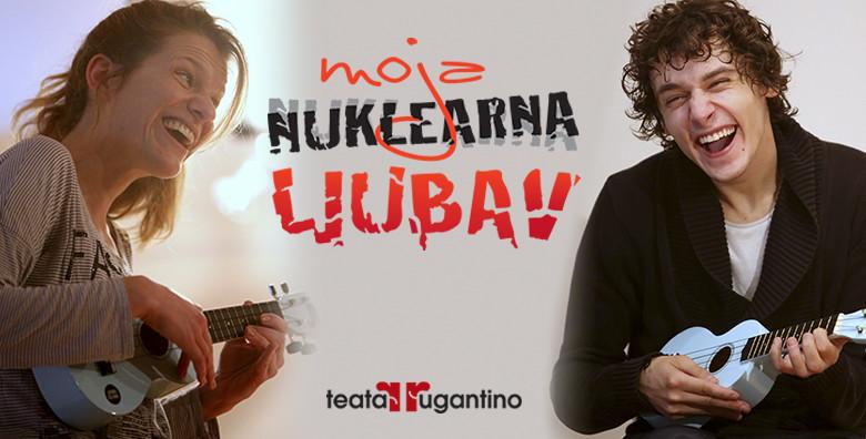 Predstava Moja nuklearna ljubav u Lisinskom - slika 11